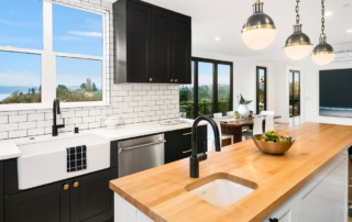 2019 Design Trends Tuxedo Kitchens