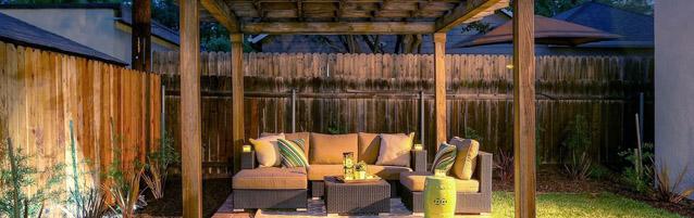 5 Outdoor Patio & Backyard Design Ideas
