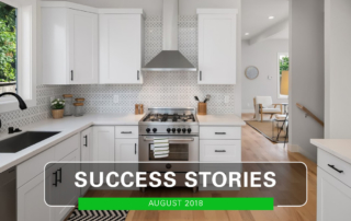 August success stories