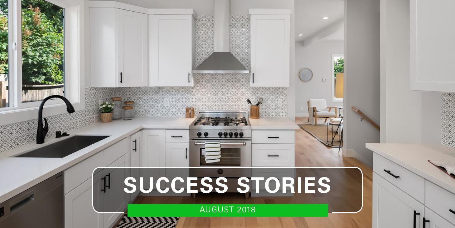August success stories