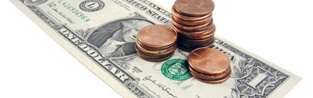 Cents on the dollar