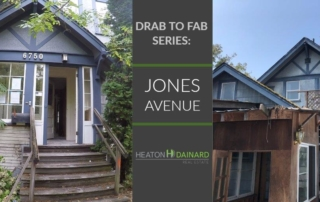 Drab to Fab Jones Avenue