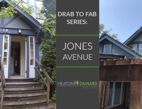 Drab to Fab: Introducing Jones Avenue!