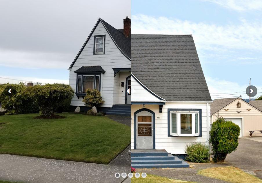 East Tacoma Home