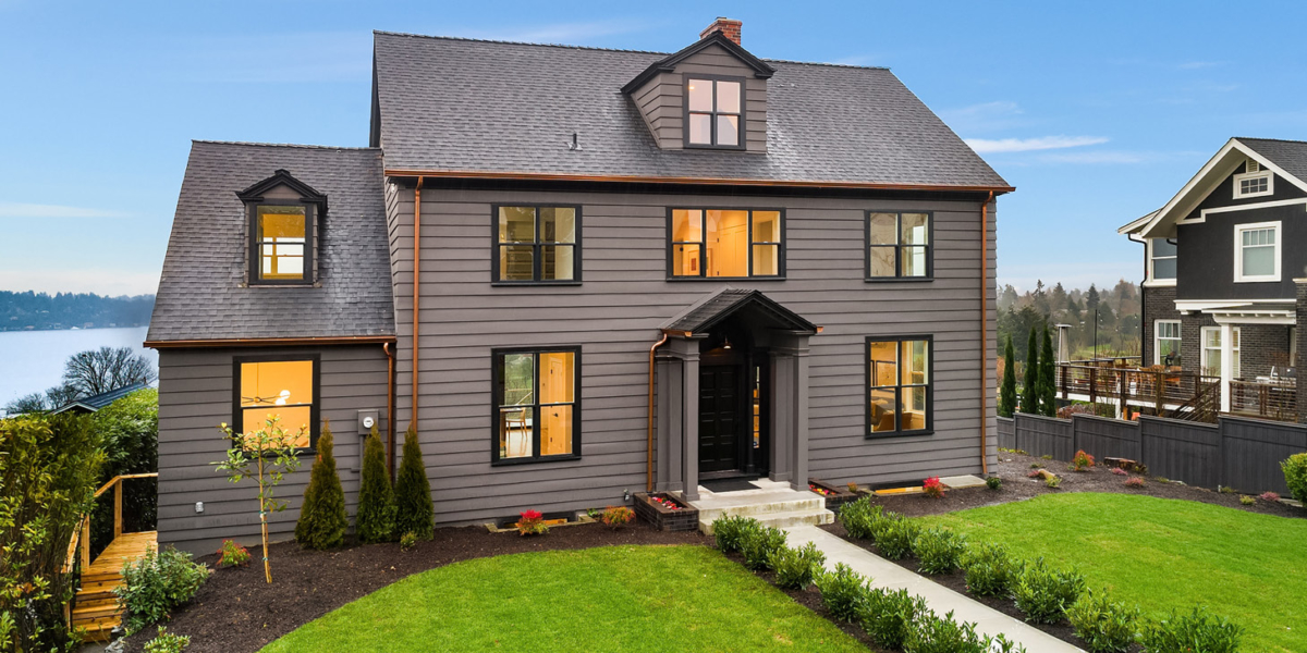 Featured Property of the Week Custom Cascadia Estate