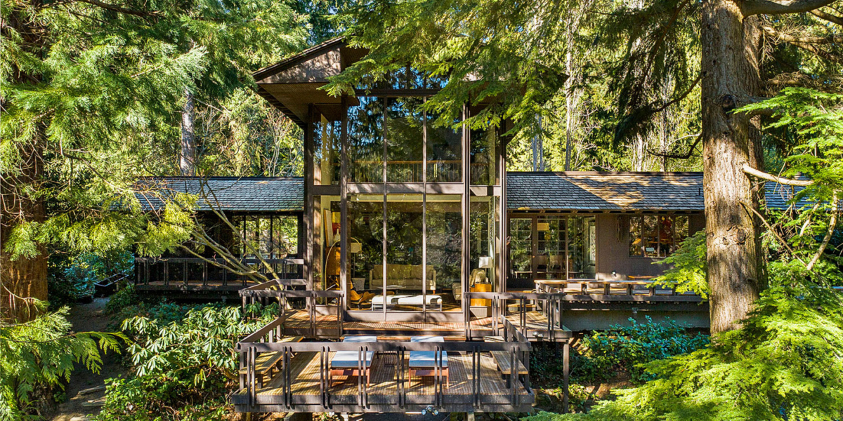 Historic Woodland Retreat Our Featured Property of The Week