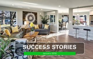 January Success Stories