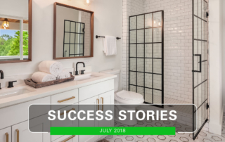 July Success Stories