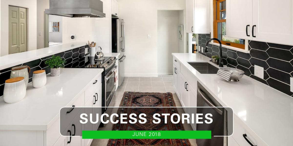 June Success Stories