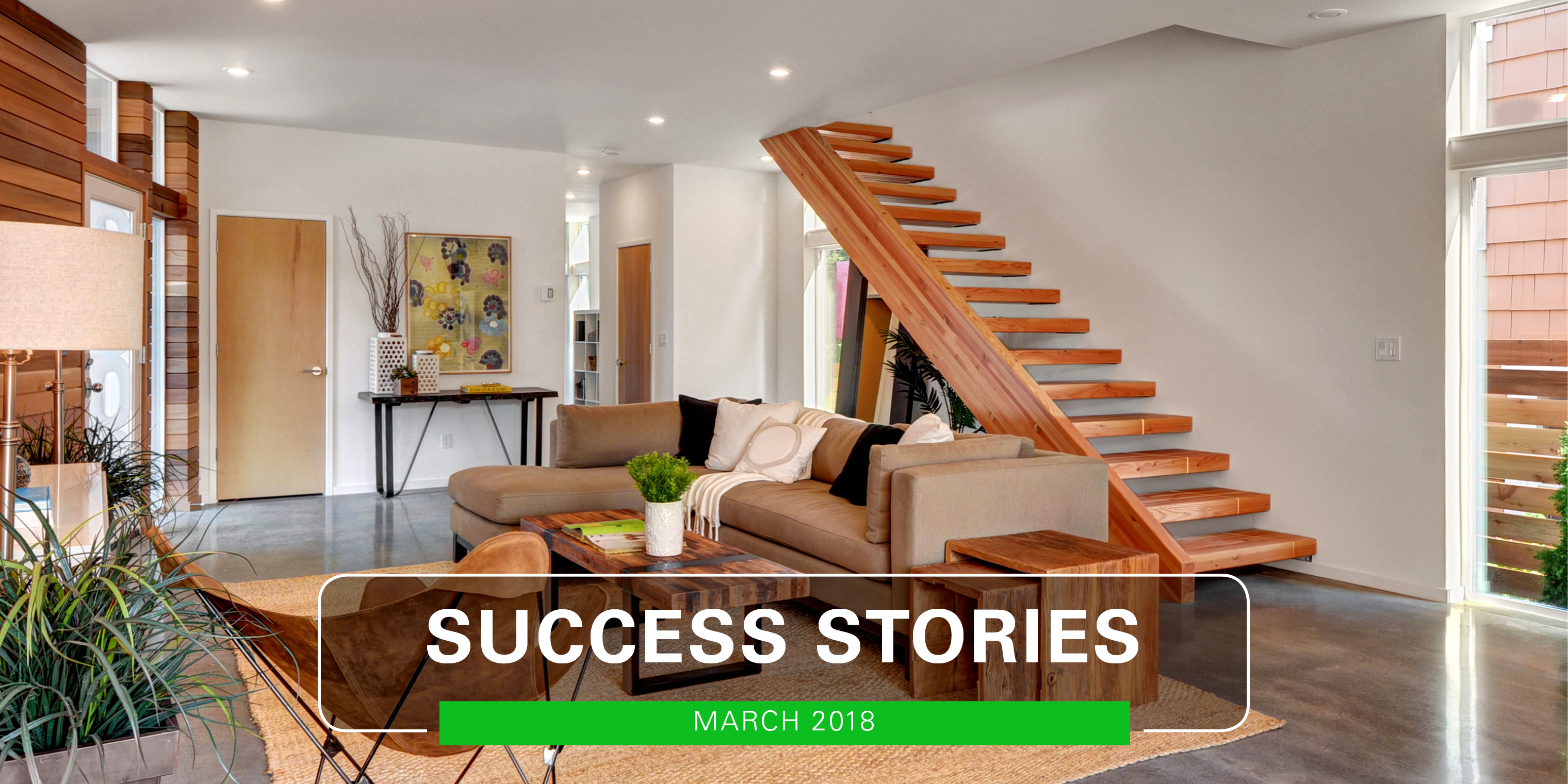 More March Success Stories 2018