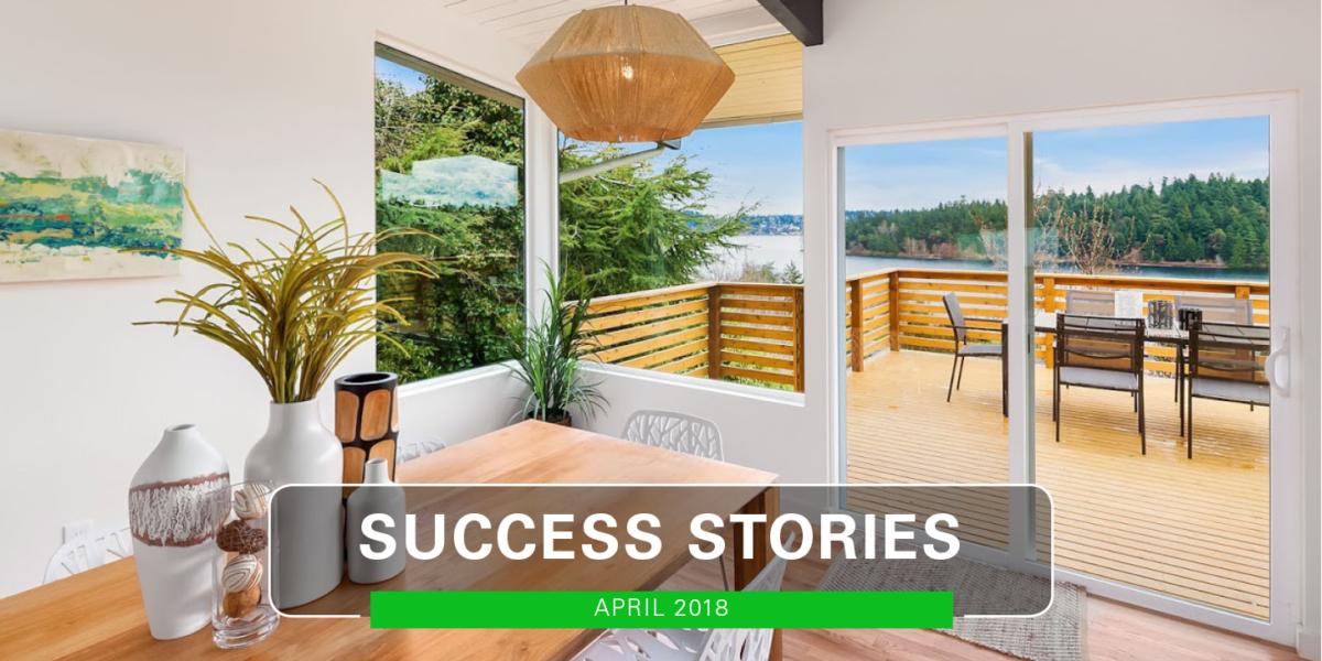 April Success Stories