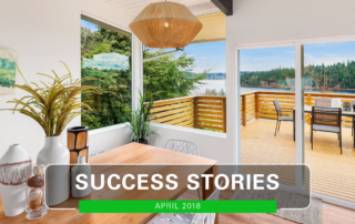 April Success Stories