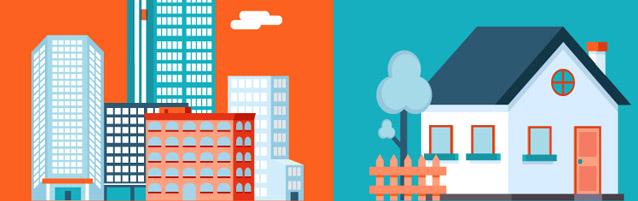 Residential vs. Commercial Real Estate Investing