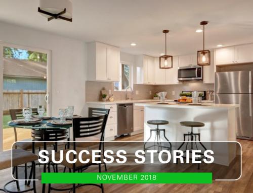 November Success Stories