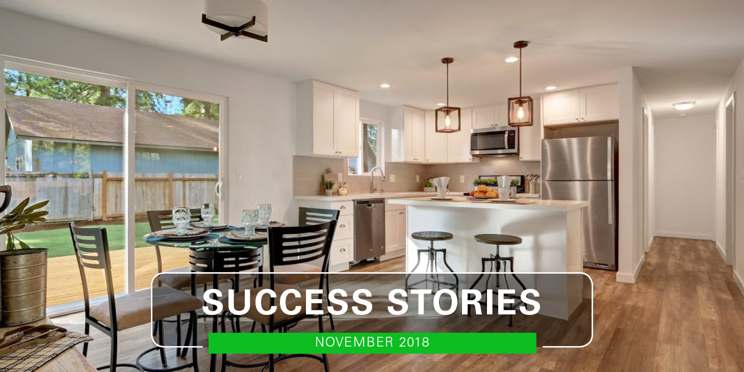 More September Success Stories