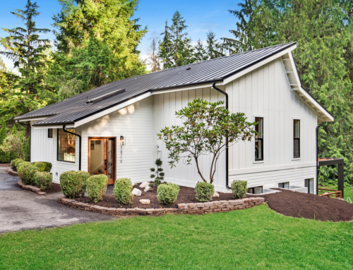 Flip of The Month: Woodinville Modern Farmhouse